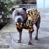 Baroque Dog Bomber Jacket