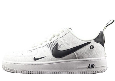 official photos c19f1 03640 Nike Air Force 1 07 Lv8 Utility Blanco - NIKEALWAYS