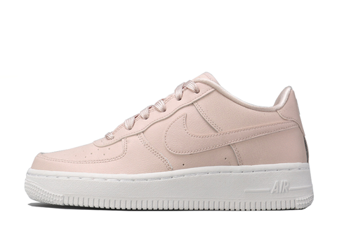 Nike Air Force rosa clarito suela blanca - NIKEALWAYS