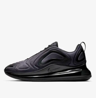 NIKE AIR MAX 720 Triple Negro - NIKEALWAYS
