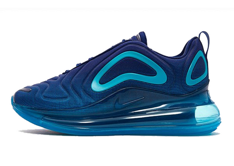Nike Air Max 720 Azules - NIKEALWAYS