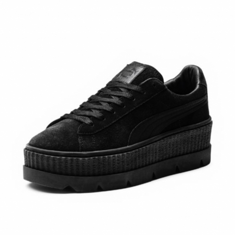 PUMA CLEATED CREEPER NEGRAS - NIKEALWAYS