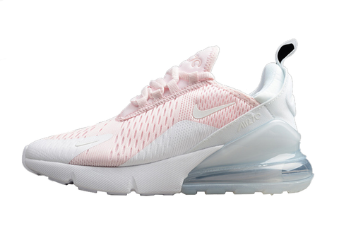 Nike Air Max 270 blanco y pastel - NIKEALWAYS