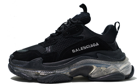 Balenciaga Triple-S ALL BLACK - NIKEALWAYS