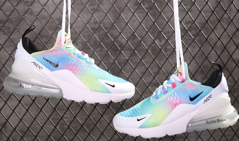 Nike Air Max 270 Kylie Boon CUSTOM - NIKEALWAYS