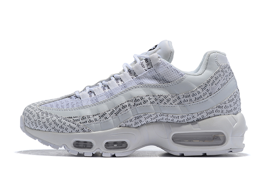 Nike Air Max 95 OG blanco ''Just do it''