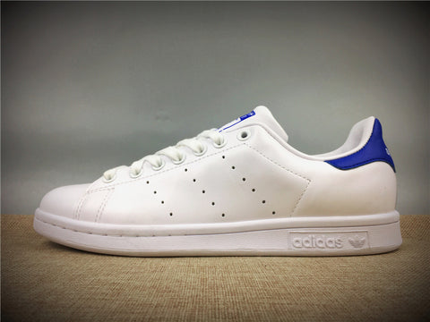 ADIDAS STAN SMITH BLANCAS Y AZULES - NIKEALWAYS