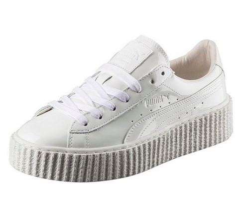 PUMA CREEPER ALL WHITE - NIKEALWAYS