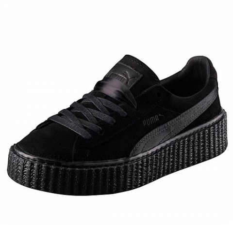 PUMA CREEPER ALL BLACK - NIKEALWAYS