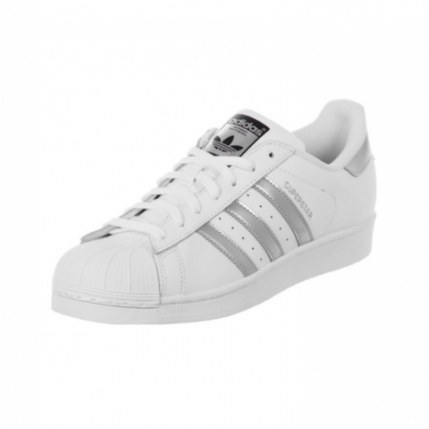 ADIDAS SUPERSTAR PLATEADAS - NIKEALWAYS