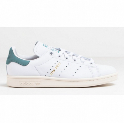 ADIDAS STAN SMITH VERDE TERCIOPELO - NIKEALWAYS