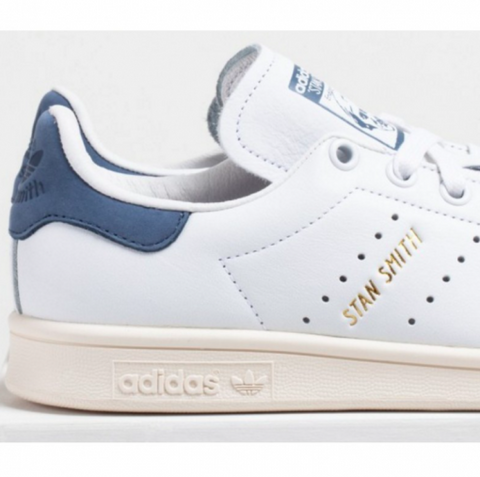 ADIDAS STAN SMITH AZULES TERCIOPELO - NIKEALWAYS