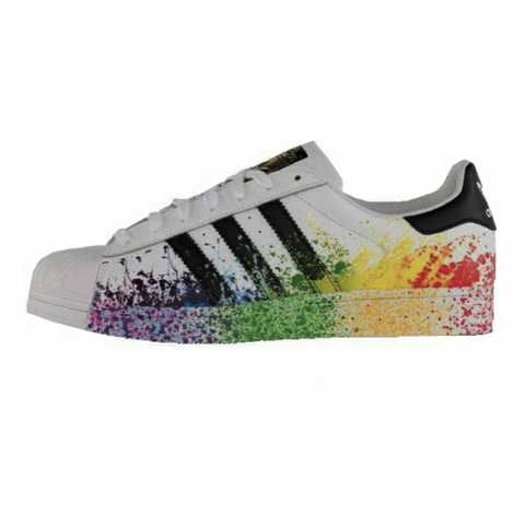 ADIDAS SUPERSTAR PINTURA - NIKEALWAYS