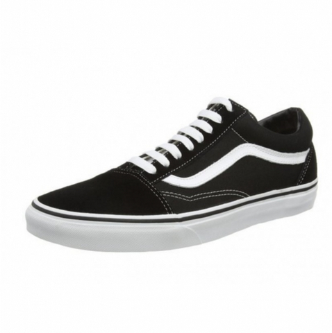VANS OLD SKOOL NEGRAS - NIKEALWAYS