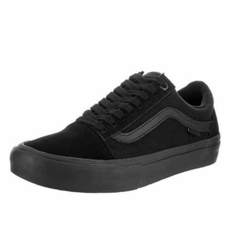 VANS OLD SKOOL ALL BLACK - NIKEALWAYS