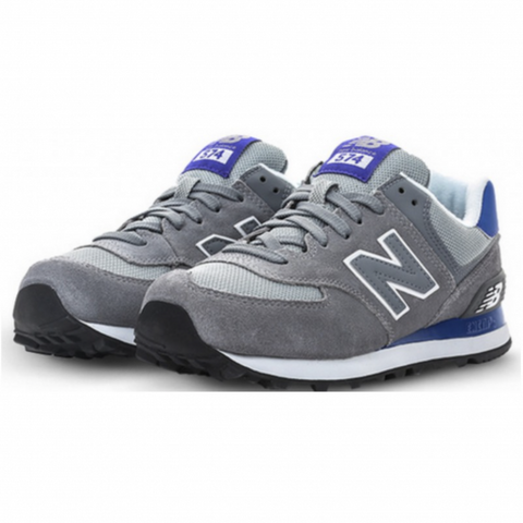 NEW BALANCE 574 GRISES - NIKEALWAYS