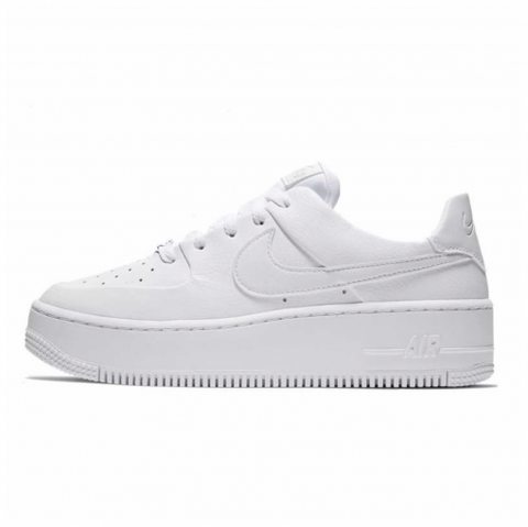 NIKE AIR FORCE SAGE LOW BLANCAS - NIKEALWAYS