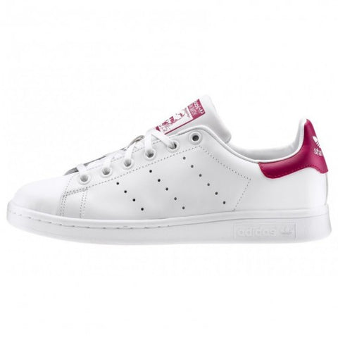 ADIDAS STAN SMITH BLANCAS Y ROSAS - NIKEALWAYS