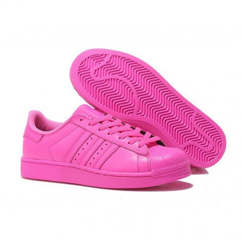 ADIDAS SUPERSTAR FUCSIAS - NIKEALWAYS