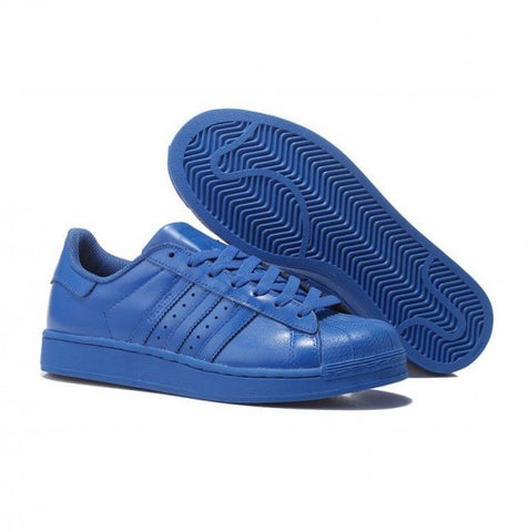 ADIDAS SUPERSTAR AZULES - NIKEALWAYS
