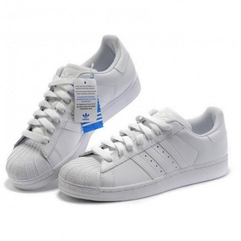 ADIDAS SUPERSTAR BLANCAS - NIKEALWAYS