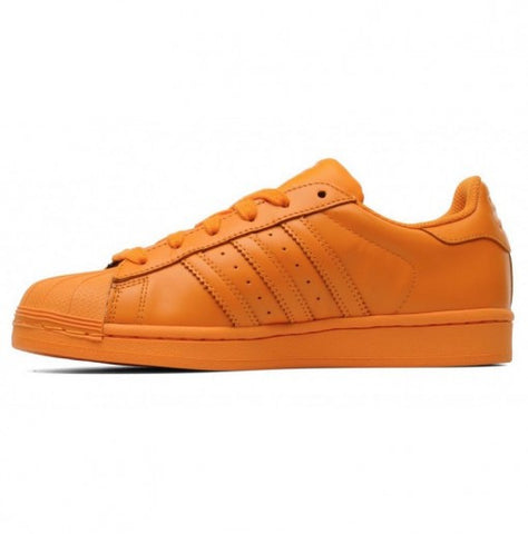 ADIDAS SUPERSTAR NARANJAS - NIKEALWAYS
