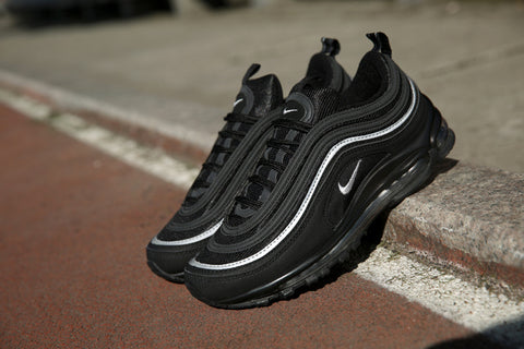 "NIKE AIR MAX ""97"" BLACK/WHITE - NIKEALWAYS"