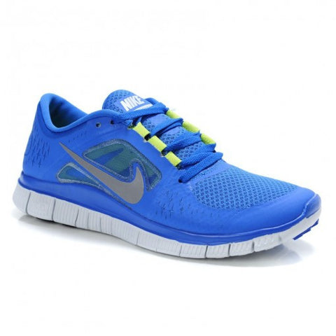 NIKE FREE RUN 5.0 AZULES - NIKEALWAYS