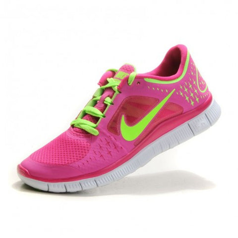 NIKE FREE RUN 5.0 ROSAS - NIKEALWAYS