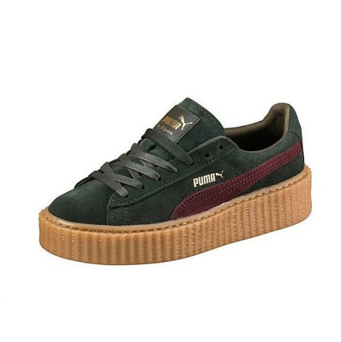 PUMA CREEPER VERDE/BURDEOS - NIKEALWAYS