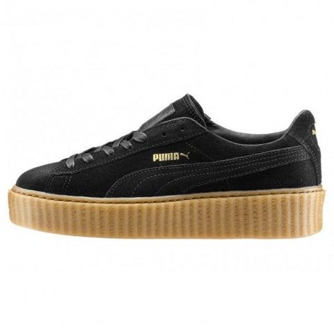 PUMA CREEPER NEGRAS/MARRON - NIKEALWAYS