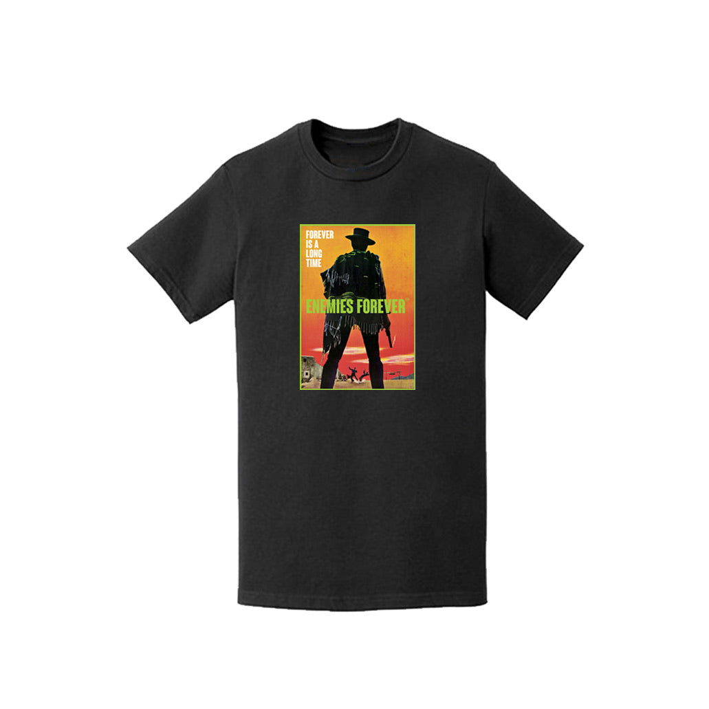 "Enemies Forever™️ ""Wild West"" T shirt (Black)"