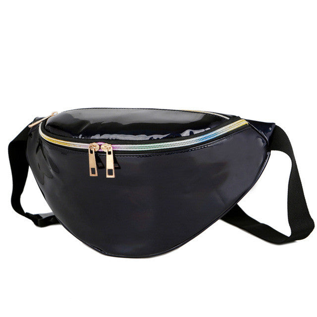 1PC Good Quality Adjustable Sport Running Waist Bag Men Women Zip Fanny Pack Waist Bags Belt Pack Sports Accessories #EW