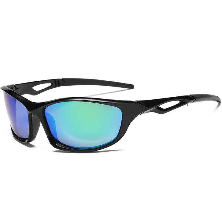 Polarized Sports Sunglasses for Men Women Baseball Cycling Running