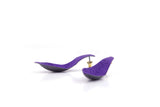 Stiletto earrings - CHOOSE PINK OR VIOLET