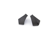 Koi Ginrin earrings- black