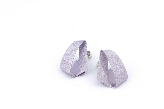 Koi Ginrin earrings- lilac