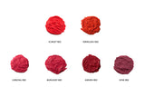 SugarTwist earrings BIG - CHOOSE THE COLOR