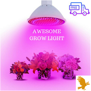 The Awesome Flower & Plant LED Grow Hydroponics Lights