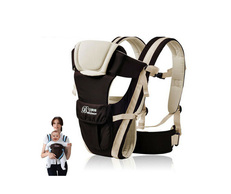 The Front Facing Baby Carrier