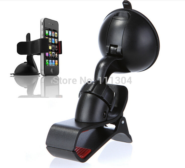 The 360° Flexible Phone Holder (Powerful Suction)