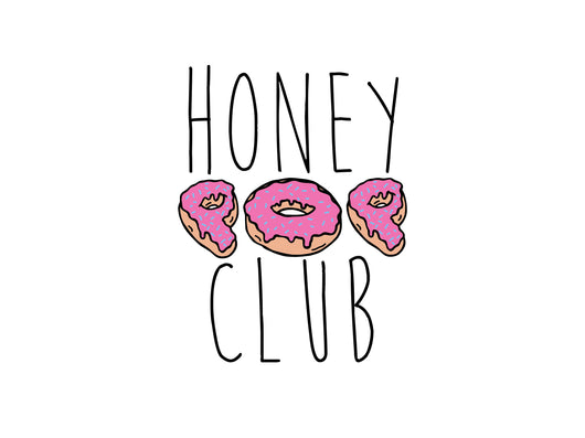 Honey Pop Club Subscription Box November