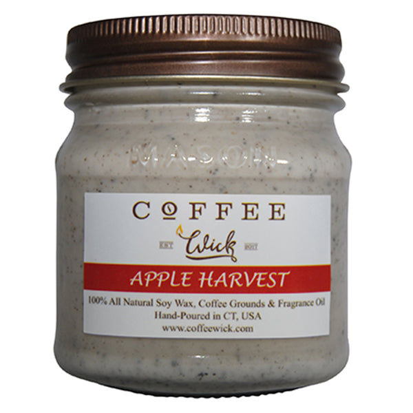 Apple Harvest scented soy candle