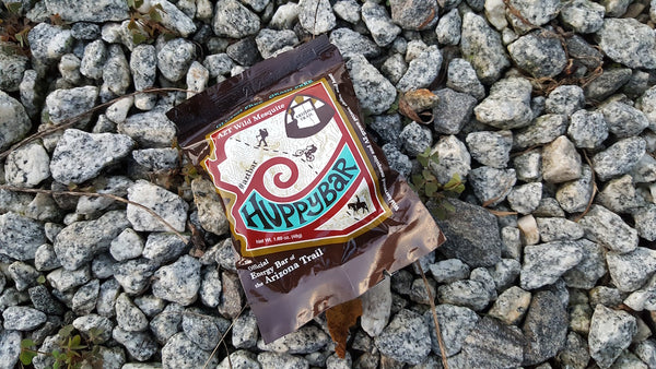 How Huppybar Became the Official Energy Bar of the Arizona Trail
