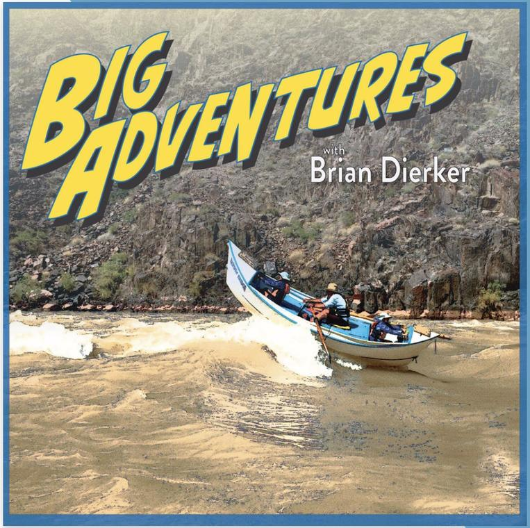 Huppy sits down with legendary Grand Canyon boatman Brian Dierker to talk speed run, Huppybar, and Big Adventures.