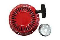 Honda Recoil Starter Assembly (red) Metal Dogs & Cup