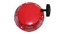 Honda Recoil Starter with Metal Pin Dogs (Red)