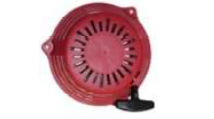 Honda Recoil Starter with Plastic Dogs (red)
