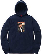 Supreme MJ Hooded Sweatshirt SZ XL DS