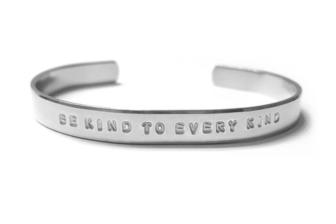 Be Kind To Every Kind Bracelet